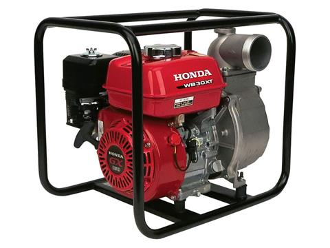 Honda Power Equipment WB30 in Greenville, North Carolina