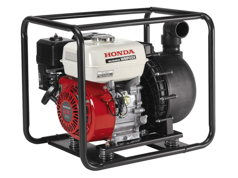 Honda Power Equipment WMP20 in Grass Valley, California - Photo 1