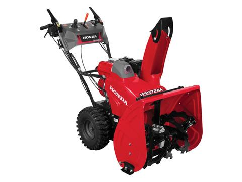 Honda Power Equipment HSS724AWD in Watseka, Illinois