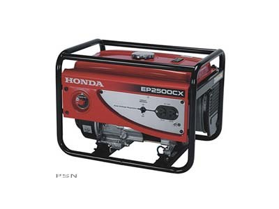 Honda Power Equipment EP2500CX in Saint Joseph, Missouri