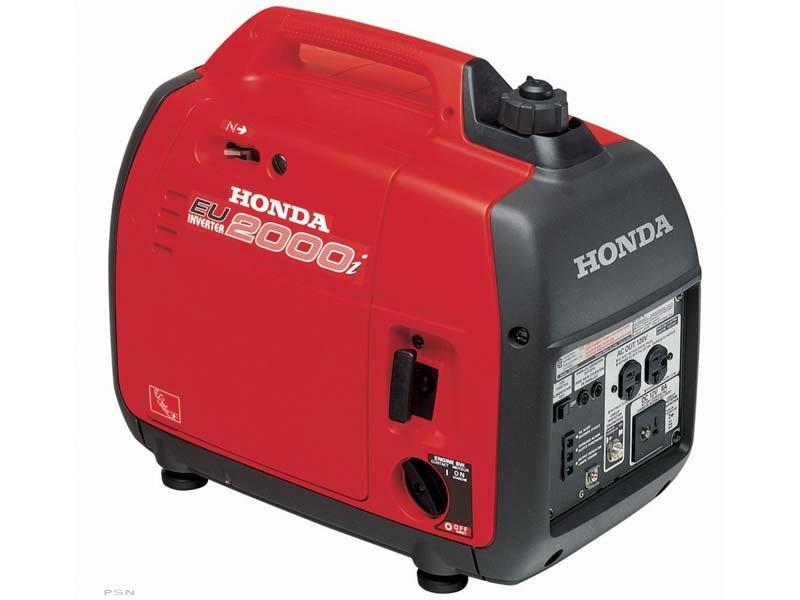 2012 Honda Power Equipment EU2000 IKC in Olive Branch, Mississippi