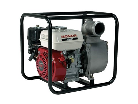 2013 Honda Power Equipment WB30XT2A in Stillwater, Oklahoma
