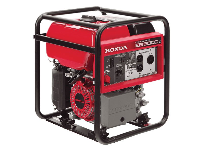 2014 Honda Power Equipment EB3000c in Davenport, Iowa