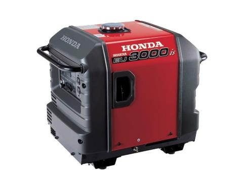 2014 Honda Power Equipment EU3000i in Jasper, Alabama