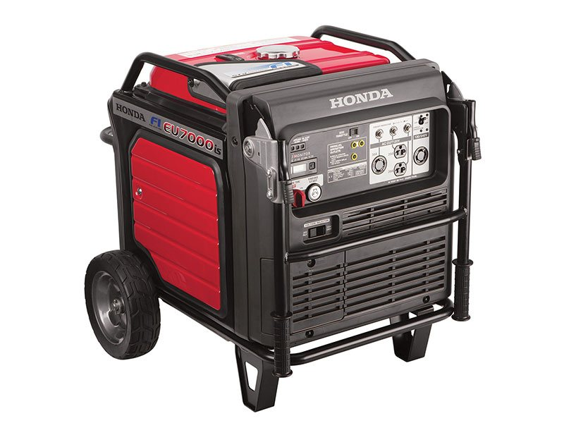 Honda Power Equipment EU7000iS in Greeneville, Tennessee