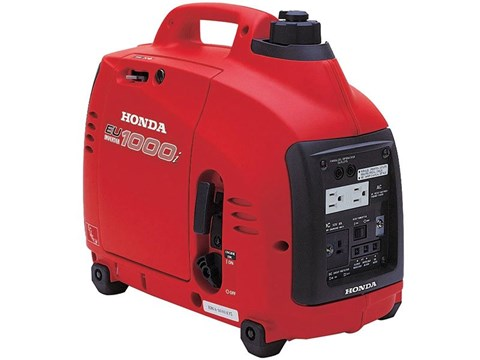 Honda Power Equipment EU1000i in Ukiah, California - Photo 1
