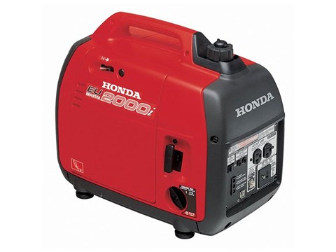 Honda Power Equipment EU2000i in Tampa, Florida