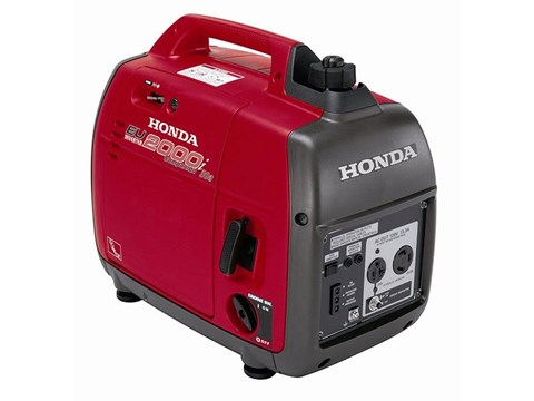 2015 Honda Power Equipment EU2000i Companion in Canton, Ohio