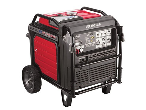 Honda Power Equipment EU7000iS in Erie, Pennsylvania