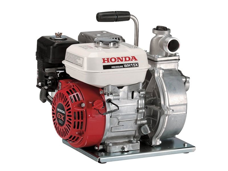 2015 Honda Power Equipment WH15 in Aurora, Illinois
