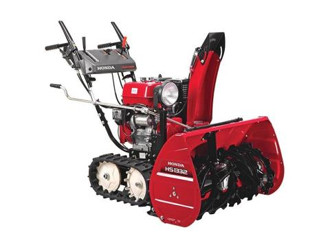 2015 Honda Power Equipment HS1332TA in Concord, New Hampshire