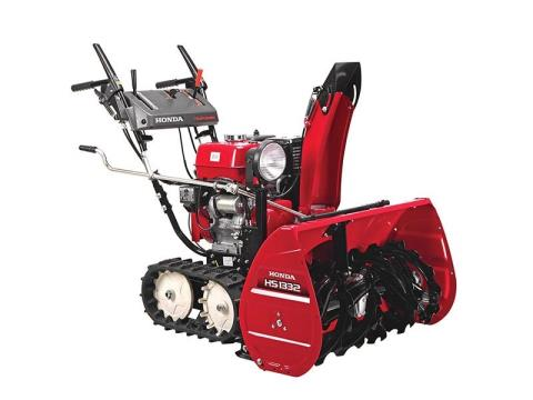 2015 Honda Power Equipment HS1332TAS in Concord, New Hampshire