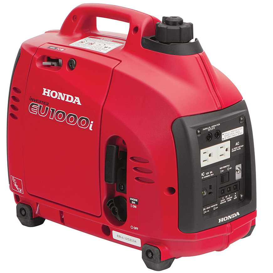 2016 Honda Power Equipment EU1000i in Littleton, New Hampshire