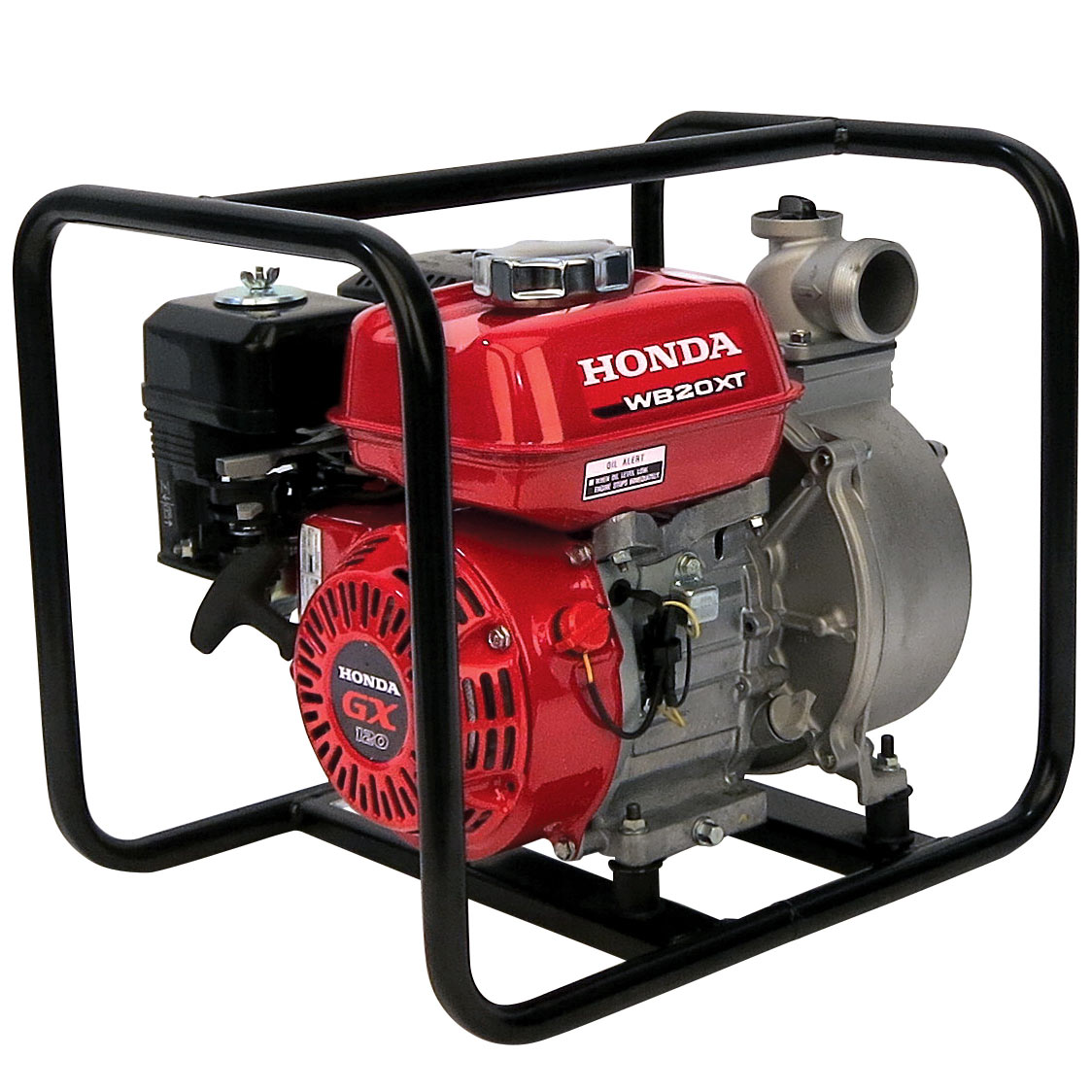 2016 Honda Power Equipment WB20 in Stillwater, Oklahoma