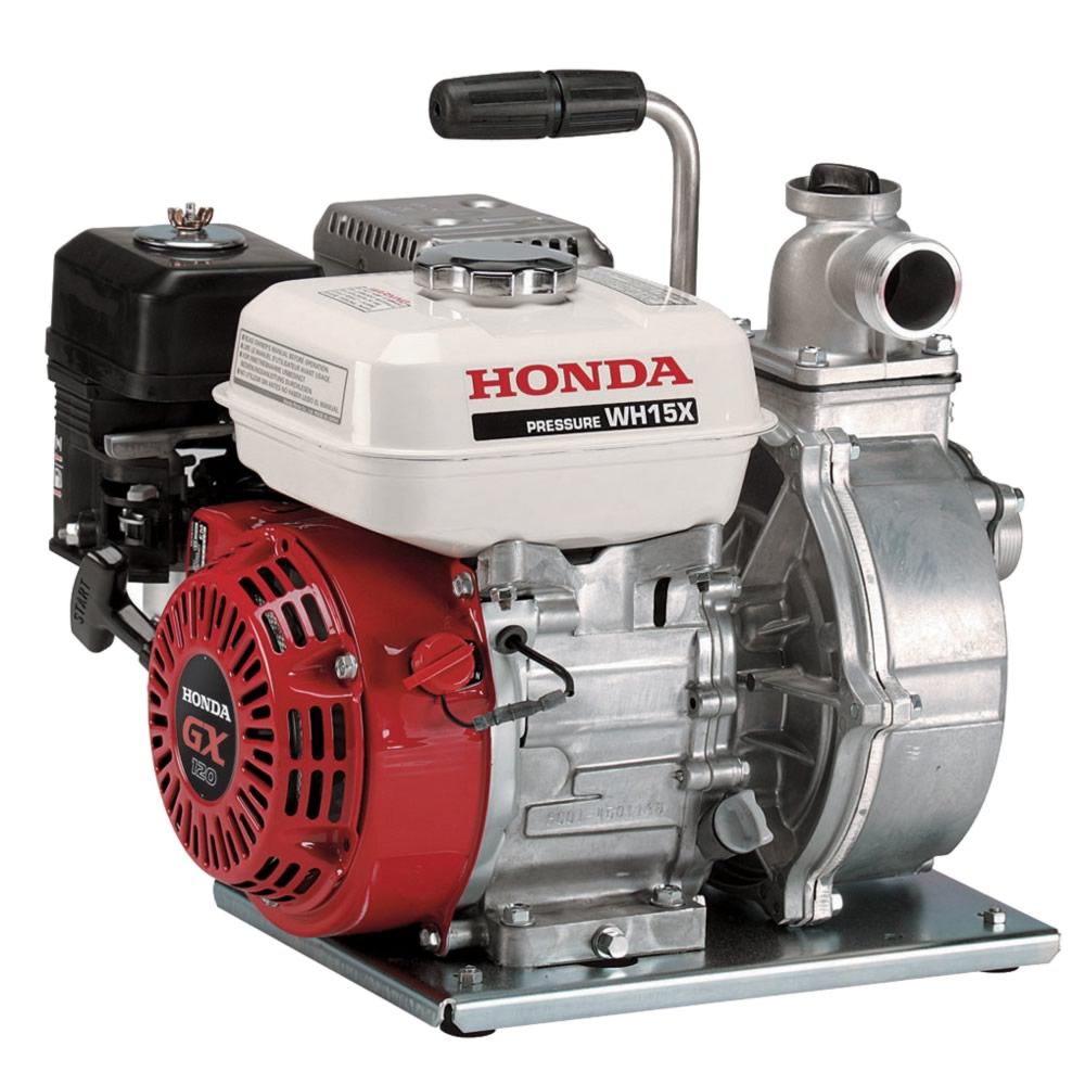 2016 Honda Power Equipment WH15 in Littleton, New Hampshire