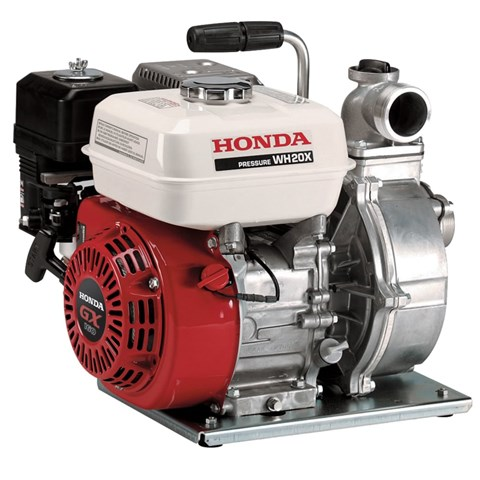 2016 Honda Power Equipment WH20 in Murrieta, California