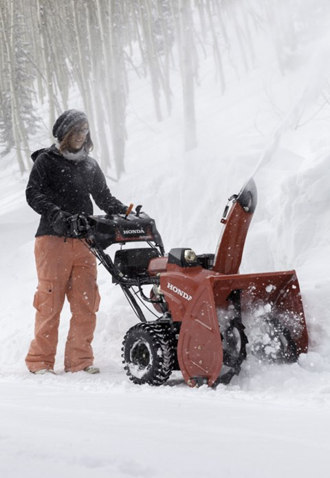 2016 Honda Power Equipment HSS724AW in Littleton, New Hampshire