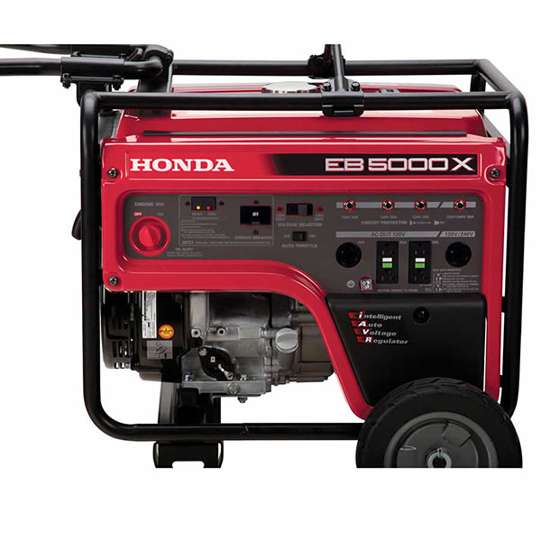 2017 Honda Power Equipment EB5000 in Merced, California