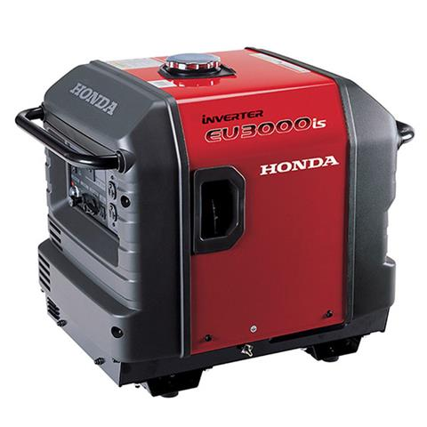 2017 Honda Power Equipment EU3000iS in Stillwater, Oklahoma