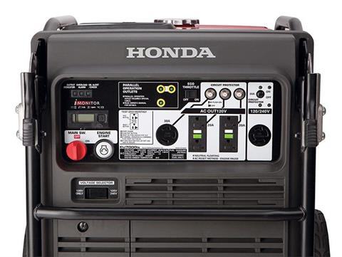 2017 Honda Power Equipment EU7000iS in Cleveland, Ohio