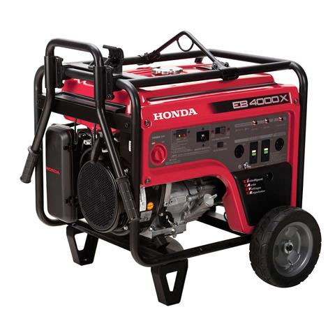 2017 Honda Power Equipment EB4000 in West Bridgewater, Massachusetts