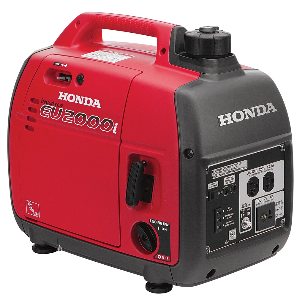 2017 Honda Power Equipment EU2000i in Grass Valley, California
