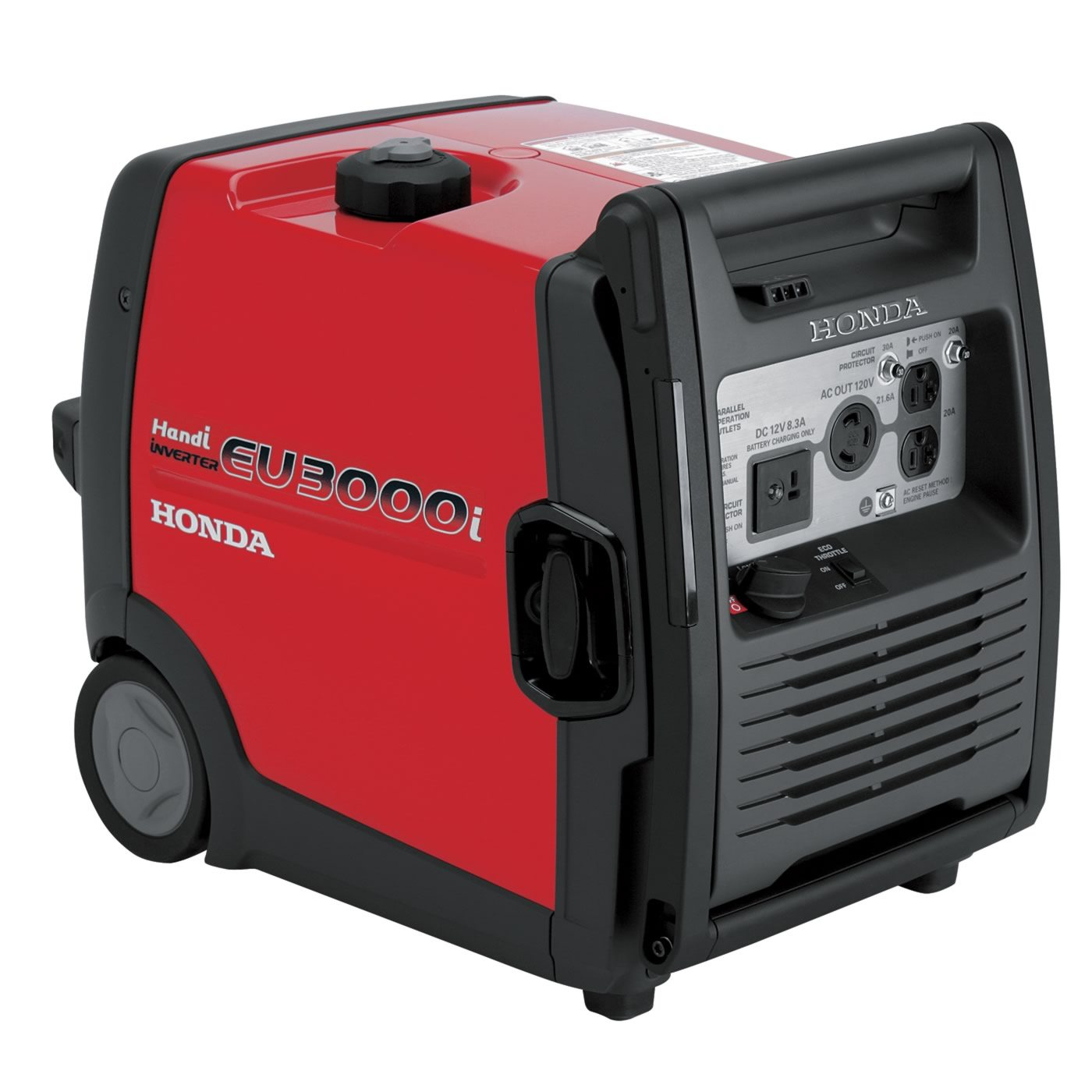New 2017 Honda Power Equipment EU3000i Handi Generators in