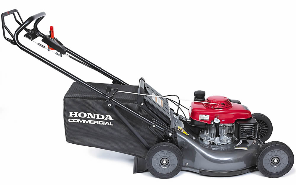 2017 Honda Power Equipment HRC216HDA in Phillipston, Massachusetts