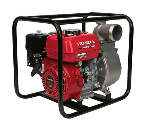 2017 Honda Power Equipment WB30 in Northampton, Massachusetts