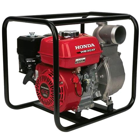 2017 Honda Power Equipment WB30 in New Haven, Connecticut