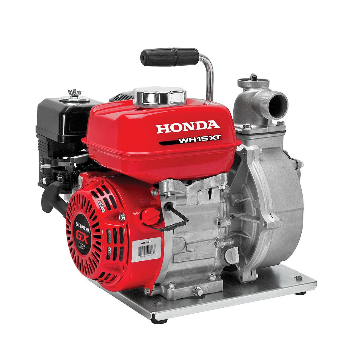 2017 Honda Power Equipment WH15 in Fairfield, Illinois