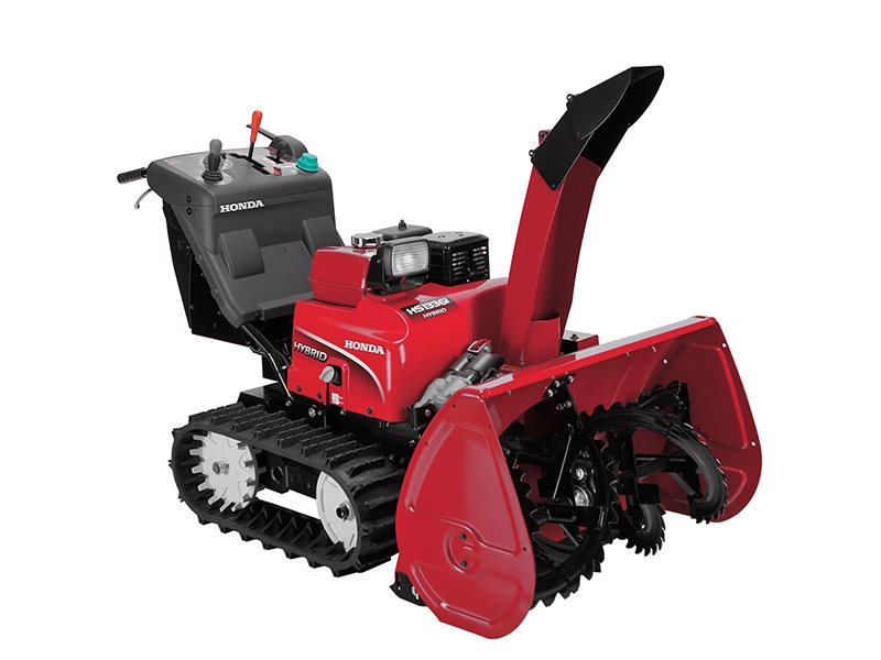 2017 Honda Power Equipment HS1336iAS in Redding, California