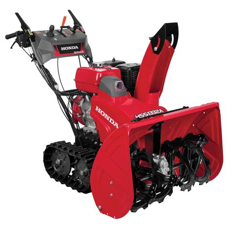 2017 Honda Power Equipment HSS1332AT in Northampton, Massachusetts