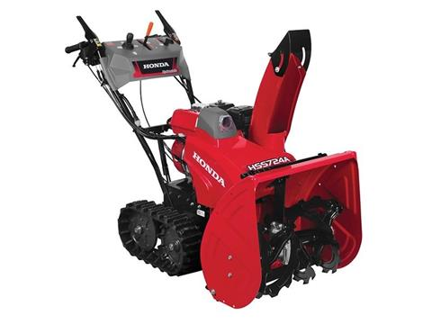 2017 Honda Power Equipment HSS724AT in Elkhart, Indiana