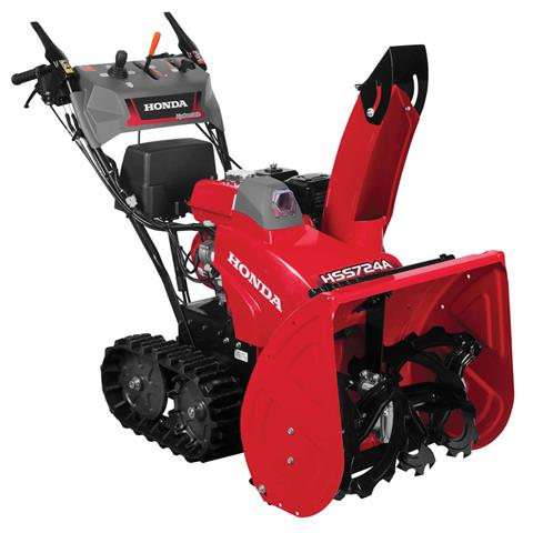 2017 Honda Power Equipment HSS724ATD in Northampton, Massachusetts