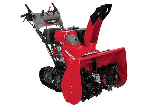 2017 Honda Power Equipment HSS724ATD in Phillipston, Massachusetts