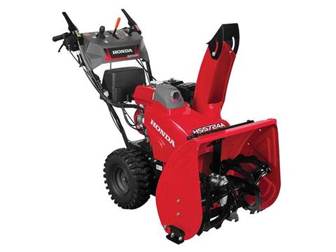 2017 Honda Power Equipment HSS724AWD in Phillipston, Massachusetts