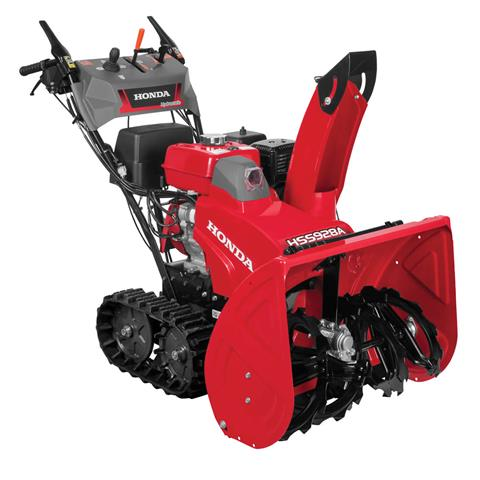 2017 Honda Power Equipment HSS928ATD in Northampton, Massachusetts