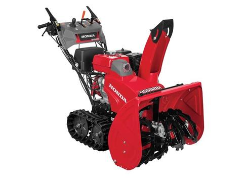 2017 Honda Power Equipment HSS928ATD in Rhinelander, Wisconsin