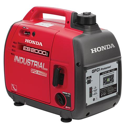 2018 Honda Power Equipment EB2000i in Hicksville, New York