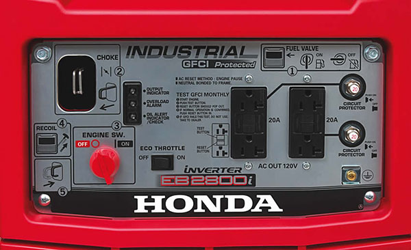 2018 Honda Power Equipment EB2800i in Visalia, California