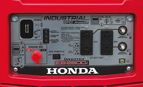 2018 Honda Power Equipment EB2800i in Concord, New Hampshire