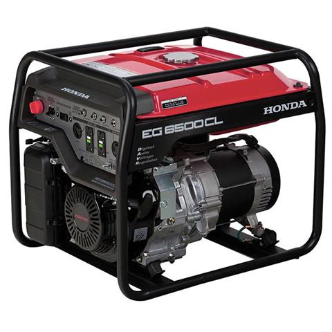 2018 Honda Power Equipment EG6500 in West Bridgewater, Massachusetts