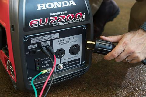 2018 Honda Power Equipment EU2200i Companion in Sarasota, Florida
