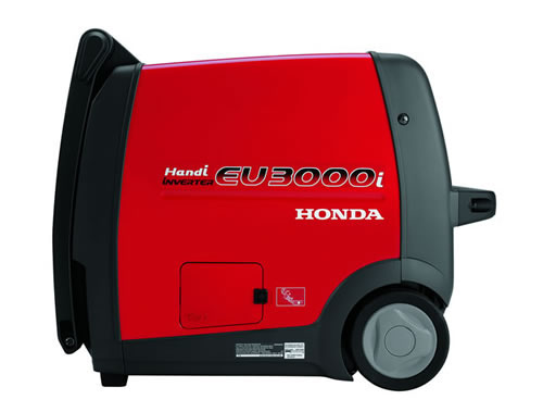2018 Honda Power Equipment EU3000i Handi in Beaver Dam, Wisconsin