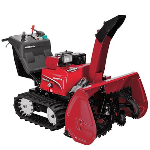 2018 Honda Power Equipment HS1336iAS in Aurora, Illinois
