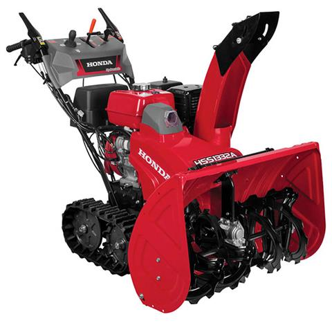 2018 Honda Power Equipment HSS1332ATD in Wisconsin Rapids, Wisconsin