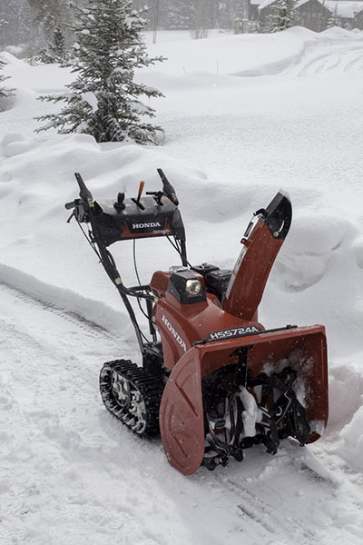 2018 Honda Power Equipment HSS724AT in Bigfork, Minnesota