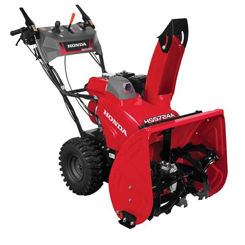 2018 Honda Power Equipment HSS724AW in Northampton, Massachusetts
