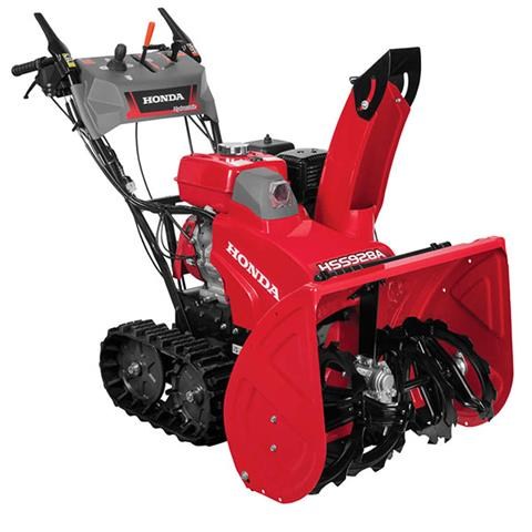 2018 Honda Power Equipment HSS928AT in Northampton, Massachusetts